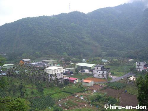 蘇茶師のおうちの周りの風景