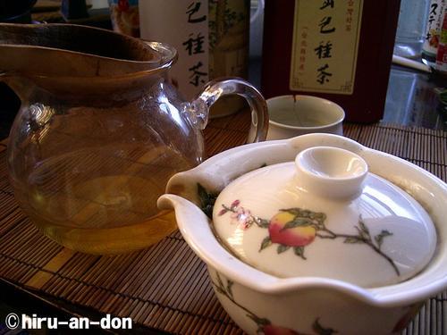 モーニング文山包種茶