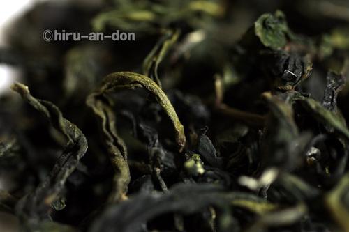民國100年文山包種茶 冬茶 蘇志成茶師