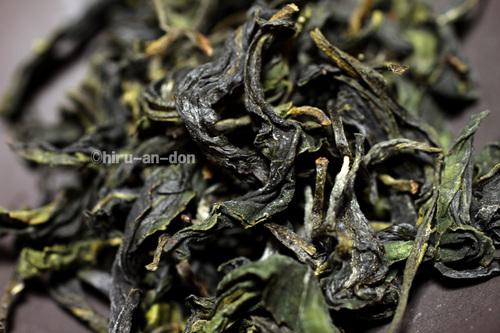 民國100年 文山包種茶 蘇志成茶師 春茶