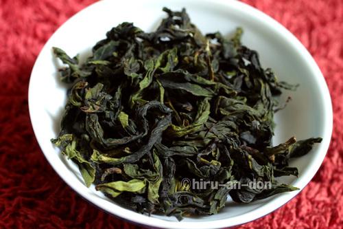 民國101年 文山包種茶 春茶 蘇志成茶師