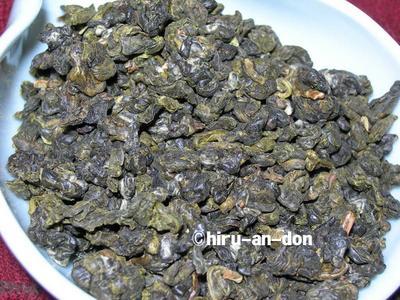 茶香好友の凍頂烏龍茶「青心烏龍種低焙煎」