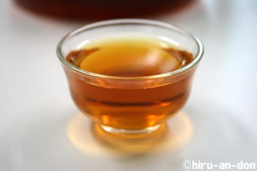 花蓮の高茶師の紅玉(台湾18号)