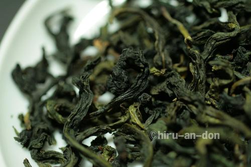 民國99年 文山包種茶 冬茶 蘇志成茶師作