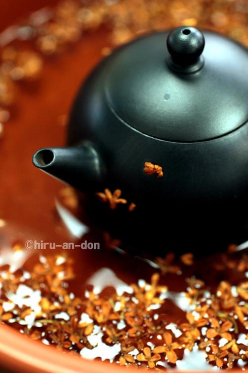 桂花烏龍茶 by 蜜香紅茶