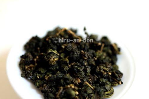 台湾茶 民國99年 梨山翠峰高冷茶 林桓渝作 冬茶