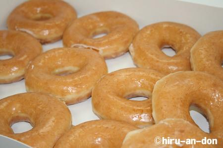 Krispy-Kreme-Doughnuts オリジナル・グレーズド
