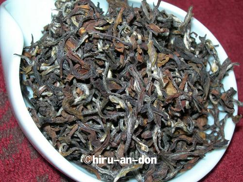 蘇茶師の文山東方美人
