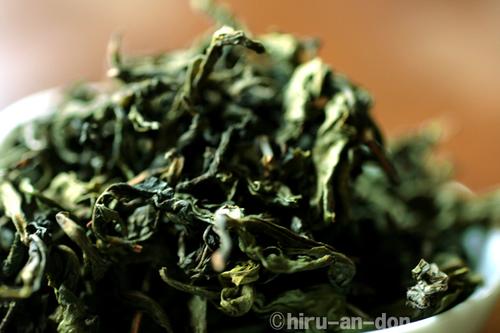 古早味文山包種茶