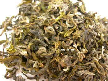 高茶師の蜜香緑茶