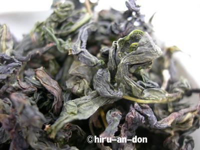 蘇文松茶師の文山包種茶 金萱種
