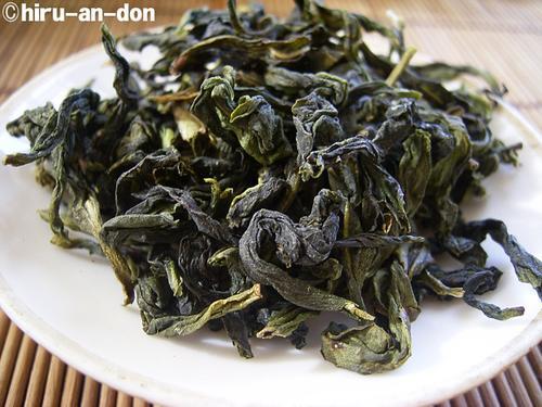 台湾茶 文山包種茶 「清風」