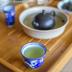 民國105年文山包種茶 青心烏龍種 春茶 蘇志成茶師・蘇冠軒茶師 泡茶風景